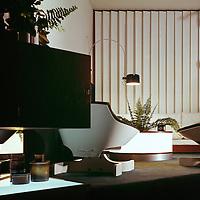 Architect Joe Colombo, 1968