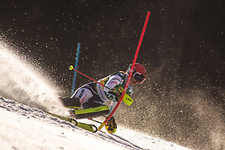 Elese Sommerova (CZE) during the Ladies' Slalom at 56th Golden Fox event at Audi FIS Ski World Cup 2019/20, on February 16, 2020 in Podkoren, Kranjska Gora, Slovenia. Photo by Matic Ritonja / Sportida