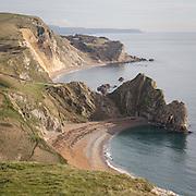 Durdle Door, Dungy Head & beyond to St Aldhelm's Head, Dorset.