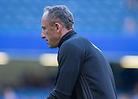 Football - 2016/2017 Premier League - Chelsea V West Ham United. <br /> <br /> Gianluca Spinelli, Chelsea goalkeeping coach, at Stamford Bridge.<br /> <br /> COLORSPORT/DANIEL BEARHAM