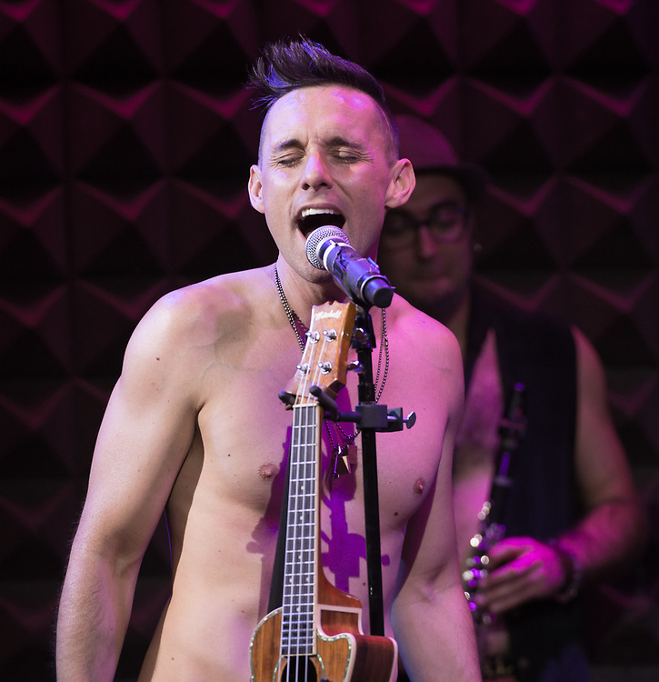 The Skivvies (Nick Cearley and Lauren Molina)