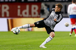 November 15, 2018 - Leipzig, Germany - Joshua Kimmich of Germany in action during the warm-up ahead of the international friendly match between Germany and Russia on November 15, 2018 at Red Bull Arena in Leipzig, Germany. (Credit Image: © Mike Kireev/NurPhoto via ZUMA Press)