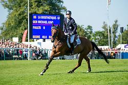 Jung Michael, (GER), La Biosthetique Sam FBW<br /> Land Rover Burghley Horse Trials - Stamford 2015<br /> © Hippo Foto - Jon Stroud<br /> 06/09/15