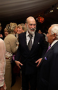 Prince Michael of Kent. Cartier dinner after thecharity preview of the Chelsea Flower show. Chelsea Physic Garden. 23 May 2005. ONE TIME USE ONLY - DO NOT ARCHIVE  © Copyright Photograph by Dafydd Jones 66 Stockwell Park Rd. London SW9 0DA Tel 020 7733 0108 www.dafjones.com