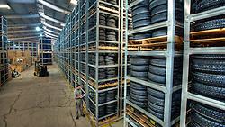 Detalhe de mercadoria estocada no depósito da empresa Multi Armazéns em Novo Hamburgo. FOTO: Jefferson Bernardes/Preview.com