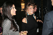 Nazyof Jahan and Marianne Sachs, SIMON de PURY AND THE PARTNERS OF PHILLIPS de PURY & COMPANY Host a dinner in honour of <br />