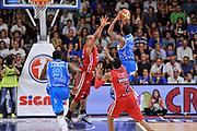 DESCRIZIONE : Campionato 2014/15 Dinamo Banco di Sardegna Sassari - Olimpia EA7 Emporio Armani Milano Playoff Semifinale Gara6<br /> GIOCATORE : Edgar Sosa<br /> CATEGORIA : Tiro Controcampo<br /> SQUADRA : Dinamo Banco di Sardegna Sassari<br /> EVENTO : LegaBasket Serie A Beko 2014/2015 Playoff Semifinale Gara6<br /> GARA : Dinamo Banco di Sardegna Sassari - Olimpia EA7 Emporio Armani Milano Gara6<br /> DATA : 08/06/2015<br /> SPORT : Pallacanestro <br /> AUTORE : Agenzia Ciamillo-Castoria/L.Canu