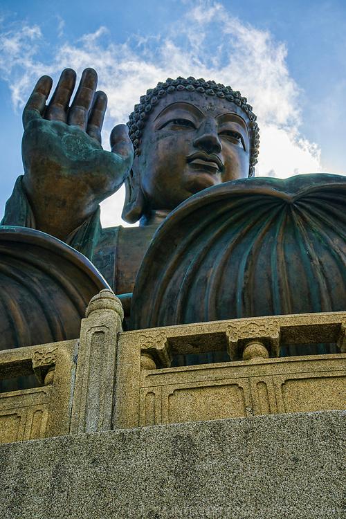 Tian Tan Buddha, Ngong Ping, Lantau Island