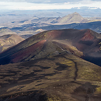 """According to """"Wikipedia"""" - The Flatey Book Annal wrote of the 1341 eruption that people saw large and small birds flying in the mountain's fire which were taken to be souls. In the 16th century Caspar Peucer wrote that the Gates of Hell could be found in """"the bottomless abyss of Hekla Fell"""". The belief that Hekla was the gate to Hell persisted until the 1800s. There is still a legend that witches gather on Hekla for Easter."""