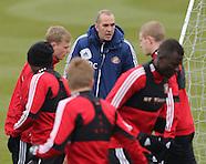Sunderland Training 100413
