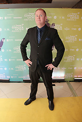 08/09/2018<br /> Comedian Chris Forest is seen on the Yellow carpet arrivals at the 2018 Savanna Comics Choice Awards, LYRIC Theatre, Goldreef City, Johannesburg.<br /> Picture: Nhlanhla Phillips/African News Agency/ANA