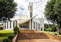 Igreja Matriz. Águas Frias, Santa Catarina, Brasil. / <br /> Mother Church. Águas Frias, Santa Catarina, Brazil.