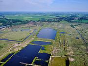 Nederland, Overijssel, GemeenteTwenterand; 21–06-2020; Staatsnatuurmonument Engbertsdijksvenen; grootste hoogveengebied van Nederland, restant van vroeger veenmoeras. Gelegen ten oosten van Westerhaar-Vriezenveensewijk, Kloosterhaar aan de horizon. Natural monument Engbertsdijksvenen; largest bog area in the Netherlands, remnant of former peat bog. <br /> <br /> luchtfoto (toeslag op standaard tarieven);<br /> aerial photo (additional fee required)<br /> copyright © 2020 foto/photo Siebe Swar