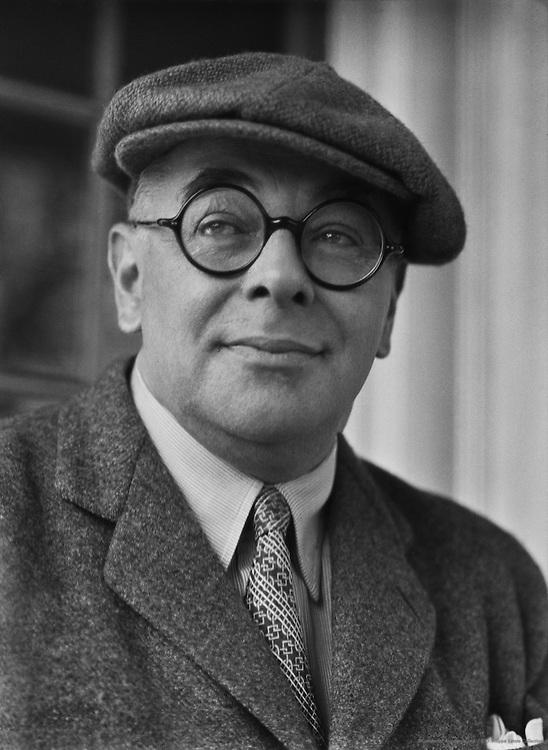 Joseph Hergesheimer, American Author, 1926