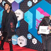 NLD/Rotterdam/20161106 - MTV EMA's 2016, Mr. Probz