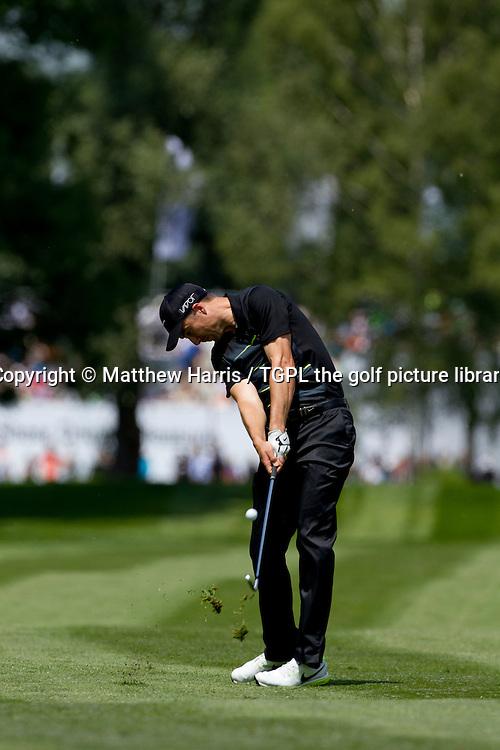 Ross FISHER (ENG) during fourth round BMW International Open 2015,Golfclub Munchen Eichenied,Munich,Germany