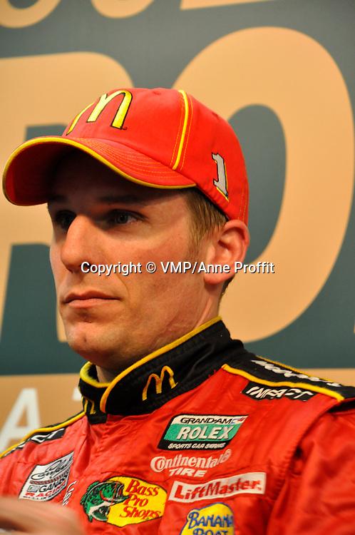 Jamie Murray at the Rolex 24 at Daytona 2012