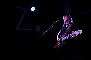 Solo performance by singer / songwriter Jess Willaimson at The Old Blue Last on September 6th 2016 in Shoreditch, London, England, United Kingdom. (photo by Mike Kemp/In Pictures via Getty Images)