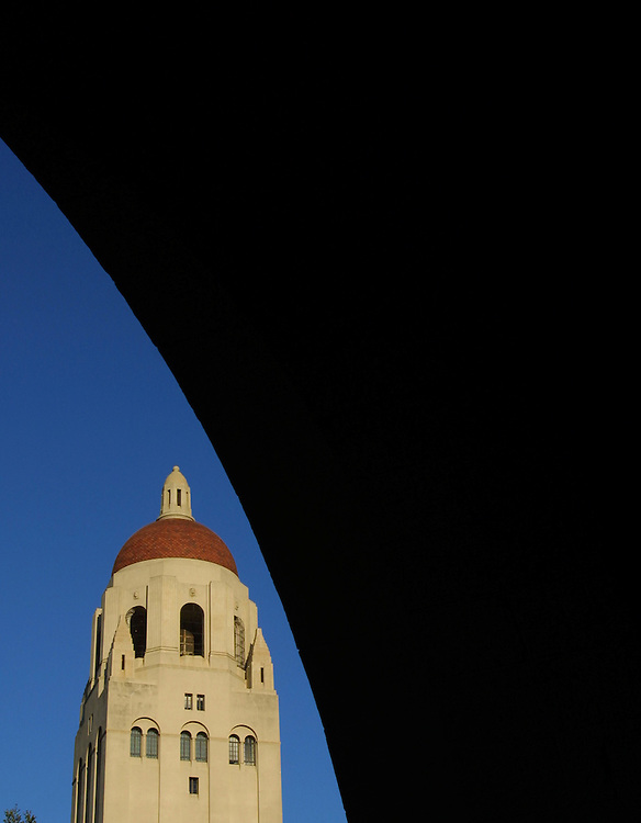 Hoover Tower, Stanford University.