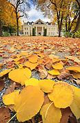 Daly Mansion in Hamilton Montana.