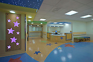 Children's National Medical Center Interior Images of 7th Floor, Washington DC