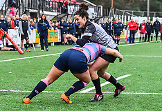2018-01-14 Cardiff Blues Ladies v Ospreys Ladies