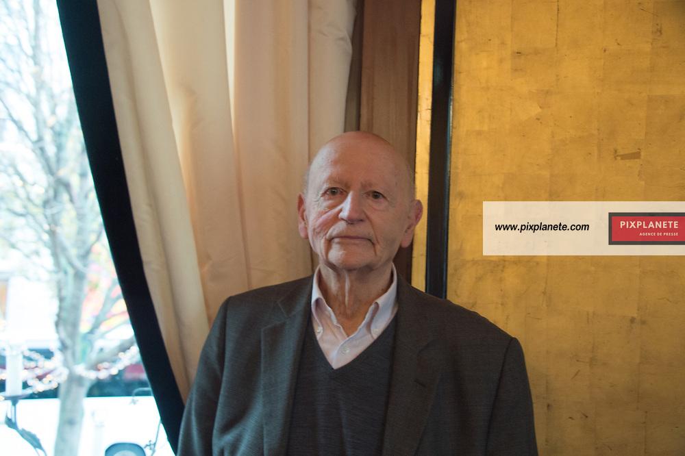 Gilles Jacob Prix Louis Delluc 2019 Lundi 9 Décembre 2019 Le Fouquet's Paris