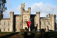 Ryan Giggs is pictured outside Hensol Castle. Press conference announcing Ryan Giggs as the new manager of the Wales football team at Hensol Castle in Hensol, near Cardiff , South Wales on Monday 15th January 2018 . pic by Andrew Orchard/Andrew Orchard sports photography