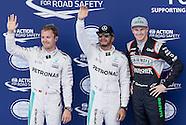 Formula 1 Austrian GP Qualifying 020716