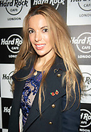 Hard Rock Cafe Christmas party for children's charity Fight For Life