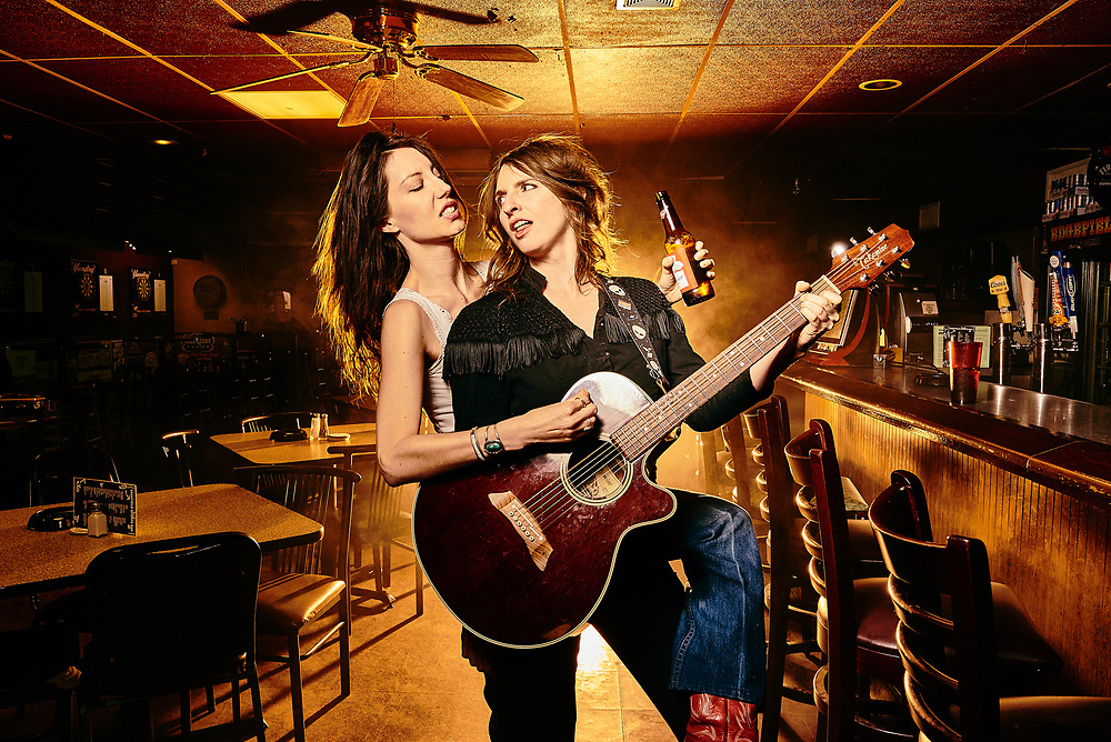 The Nashville band Birdcloud at Edgefield Bar in East Nashville for Rolling Stone Country