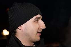 16.01.2014, Servicepark, Gap, FRA, FIA, WRC, Rallye Monte Carlo, 1.Tag, im Bild KUBICA Robert ( RK M Sport World Rallye Team (GBR) / Ford Fiesta RS ), Portrait, Emotionen // during day one of FIA Rallye Monte Carlo held near Monte Carlo, France on 2014/01/16. EXPA Pictures © 2014, PhotoCredit: EXPA/ Eibner-Pressefoto/ Neis<br /> <br /> *****ATTENTION - OUT of GER*****
