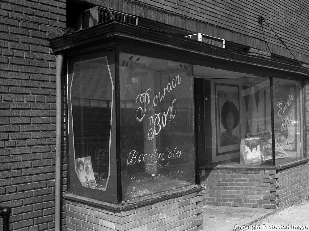 1201 U Street NW Washington DC, 1987