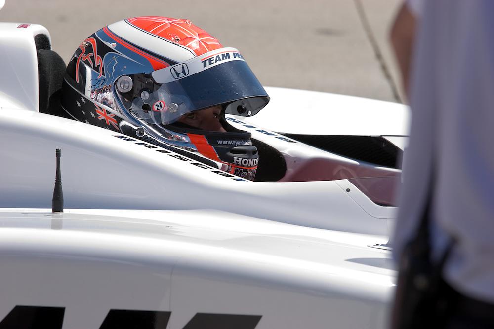 #6 Team Penske. Long Beach Grand Prix 4/25/09