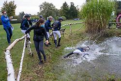 De Clerck Jens, BEL<br /> Nationaal Kampioenschap LRV Ponies <br /> Lummen 2020<br /> © Hippo Foto - Dirk Caremans<br /> 27/09/2020