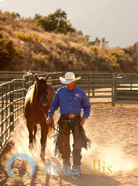 Richard Winters for Horse Illustrated Magazine, Thacher School, Ojai CA