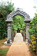 Kauai Hindu Monastery, Kauai, Hawaii