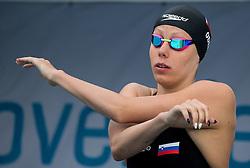 "Tjasa Oder of Slovenia during 40th International Swimming meeting ""Telekom 2016"", on July 16, 2016 in Radovljica, Slovenia. Photo by Vid Ponikvar / Sportida"