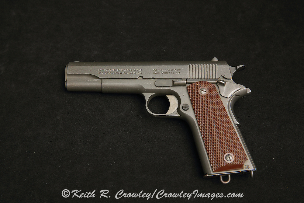 High condition Colt Model 1911, .45 acp. made in 1917