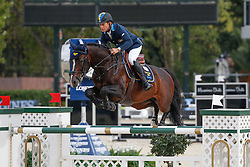 Bengtsson Rolf Goran (SWE) - Casall ASK<br /> Team consolation competition<br /> Furusiyya FEI Nations Cup Jumping Final<br /> CSIO Barcelona 2013<br /> © Dirk Caremans