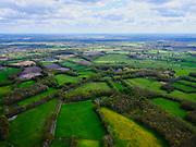 Nederland, Overijssel, Reestdal, 07-05-2021; Coulissenlandschap Reestdal, Landgoed De Havixhorst. Tussen De Wijk en Schiphorst (Drenthe op de grens met Overijssel).<br /> <br /> luchtfoto (toeslag op standard tarieven);<br /> aerial photo (additional fee required)<br /> copyright © 2021 foto/photo Siebe Swart