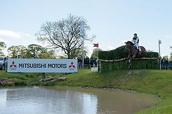 Klimke Ingrid, (GER), Horseware Hale Bob<br /> Cross Country<br /> Mitsubishi Motors Badminton Horse Trials - Badminton 2015<br /> © Hippo Foto - Jon Stroud<br /> 09/05/15