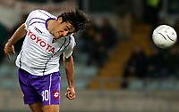 Fotball<br /> Serie A Italia<br /> Foto: Graffiti/Digitalsport<br /> NORWAY ONLY<br /> <br /> Roma 27/11/2005 <br /> <br /> Roma v Fiorentina 1-1<br /> <br /> Luca Toni Fiorentina