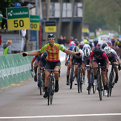FRAUENFELD (SUI) JUNE 6<br />Final stage Tour de Suisse women <br />The victory of the day in Frauenfeld went to the Italian Marta Bastianelli.