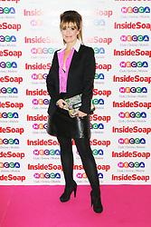 © Licensed to London News Pictures. 21/10/2013, UK. Zoe Henry, Inside Soap Awards, Ministry Of Sound, London UK, 21 October 2013. Photo credit : Richard Goldschmidt/Piqtured/LNP
