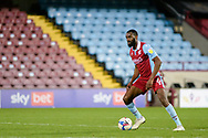 Scunthorpe United Emannuel Onariase (6) controls the ball during the EFL Sky Bet League 2 match between Scunthorpe United and Bolton Wanderers at the Sands Venue Stadium, Scunthorpe, England on 24 November 2020.
