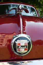 7 August 2010: 1949 Nash Ambassador Super 4 Door. Sticker price $2415.00. Options: Overdrive, Weather Eye Heater, Seafoam Chushions, Turn Signals, Radio, White Sidewall Tires, Twin Beds, Backup lamps, Bumper End GuardsAntique Car show, David Davis Mansion, Bloomington Illinois