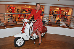 SOPHIE CONRAN at an exhibition at The Conran Shop entitled Red to celebrate 25 years of The Conran Shop at the Michelin Building, 81 Fulham Road, London on 19th September 2012.