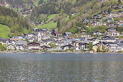 THEMENBILD - die Stadt Zell am See liegt direkt am Zeller See im Pinzgau, aufgenommen am 19. Mai 2019, Zell am See, Österreich // The town of Zell am See is located directly on the Zeller See in Pinzgau on 2019/05/19, Zell am See, Austria. EXPA Pictures © 2019, PhotoCredit: EXPA/ Stefanie Oberhauser