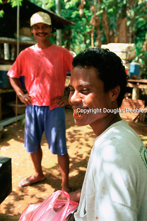 Betel Stained Teeth, Palau, Micronesia, (editorial use only- no model release)<br />